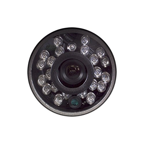 R-Tech ca-ir50-hs 800 TVL Exteriores/Interiores Seguridad CCTV Bala Cámara (Negro): Amazon.es: Electrónica