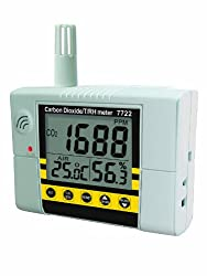 General Tools CDM77232 High Accuracy Temperature, Humidity and Carbon Dioxide Monitor