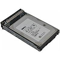 DELL HUS154530VLS300 300GB SAS 3.5 0B23460 HARD DRIVE 0H704F W/ Caddy