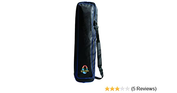 New Croxton Ice Combo Trek 4 Combo Rod Bag With 1 Pocket /& Carry Strap 208020