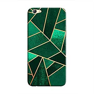 Cover It Up - Green Fractures F3 Hard case