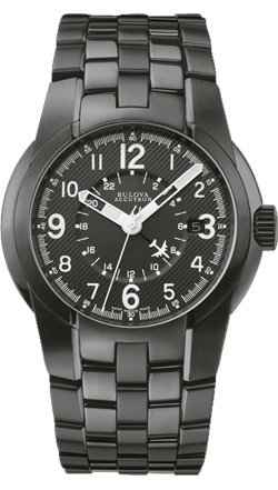 アキュトロン Bulova Accutron Eagle Pilot Men's メンズ 男性用 Automatic Watch 65B005 時計 腕時計 [並行輸入品] B010UOGTIM