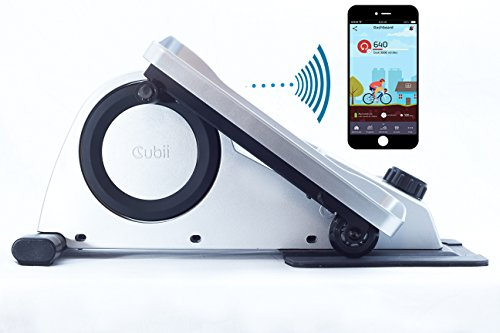 Best Review Of Cubii: Smart Under-Desk Elliptical (Chrome)