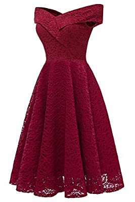 Avril Dress Vintage Pricess Style Floral Lace Dress Sleeveless Cocktail Bridesmaid Evening Party Prom Dress