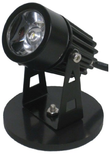 EasyPro LED4WW Aluminum Underwater LED Light, ()
