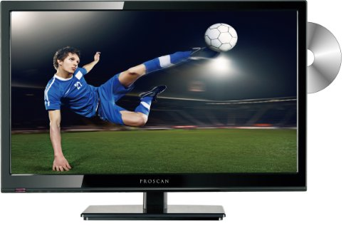 Proscan PLEDV2213A-F 22-Inch 1080p 60Hz LED TV-DVD Combo