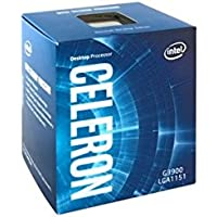 Intel Celeron G3900 2.8 GHz LGA1151 2 MB Cache Boxed