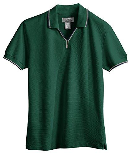 - Tri-Mountain Women's Golf Cut Special Mesh Air Circulation Polo Shirt