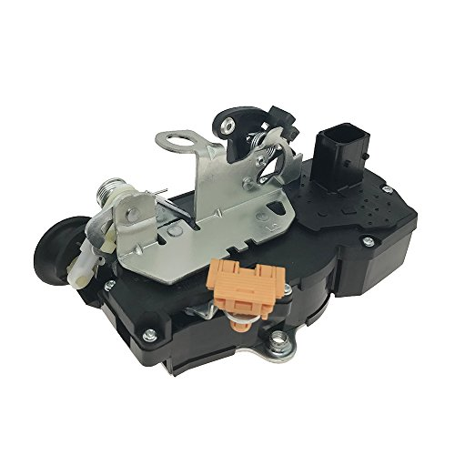931-108 Door Lock Actuator Motor Rear Left Driver Side for 2007-2009 Cadillac Escalade Chevrolet Tahoe GMC Yukon Replace OE #15785128 15896626 20783857 25873488 25876389 (New Driver Suburban Left)