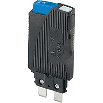 E-T-A Circuit Protection and Control 1658-G21-01-P10-20A Circuit Breaker; 20A;