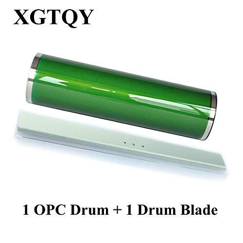 XGTQY OPC Drum + Blade for Konica Minolta Bizhub 600 750 601 751 Printer Cartridge