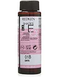Redken Shades EQ Color Gloss Onyx for Women Hair Color, 2 Ounce