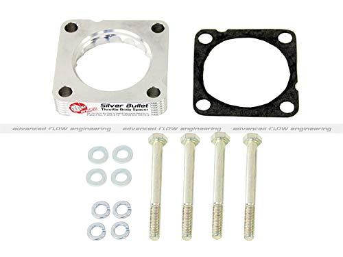 - aFe Power Silver Bullet 46-37001 Honda Throttle Body Spacer