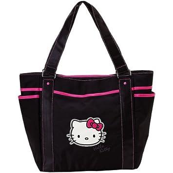 dff58c4781e Amazon.com   Hello Kitty Tote Diaper Bag   Baby