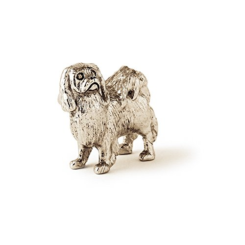 - Japanese Chin Made in UK Artistic Style Dog Figurine Collection