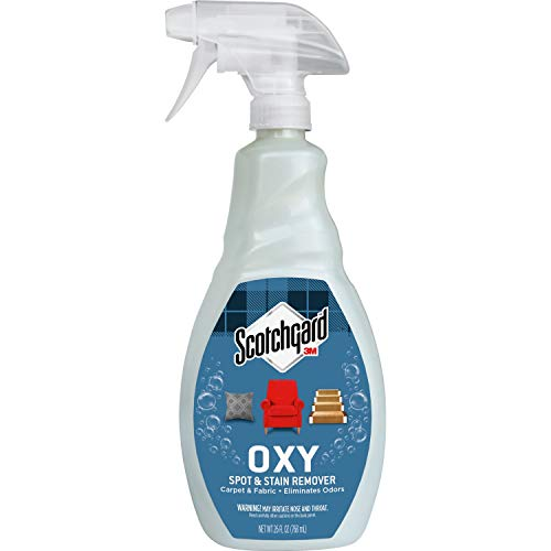 Scotchgard Oxy Carpet Cleaner and Stain Protector