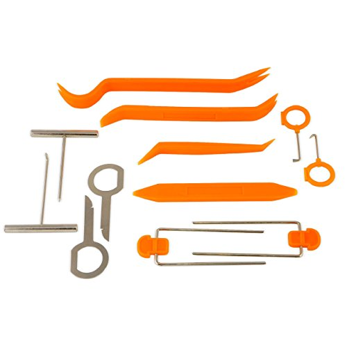 AFA Auto Trim Removal Tool [12 Pcs] ~ Strong Nylon Won