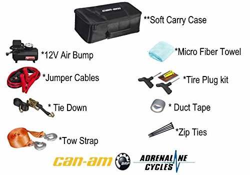 Can Am Emergency Kit Tool Bag OEM NEW #715004359 by Can-Am (Image #1)