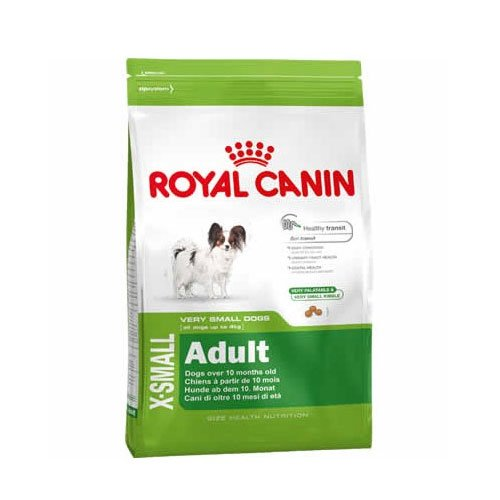 Royal Canin X-Small Adult 3 kg, feed, pet food, dry food for dogs