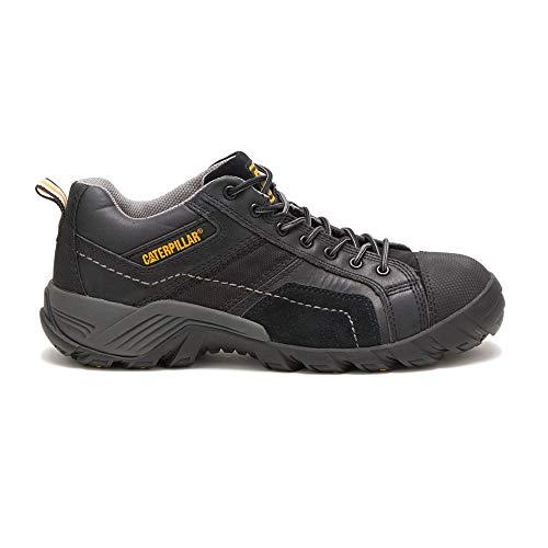 Caterpillar Men's Mens Argon Composite Toe Work Shoe (14 W in Black)