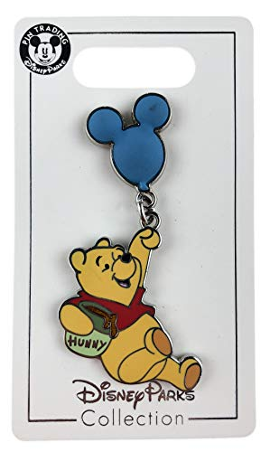 WDW Trading Pin - Winnie the Pooh with Mickey ()