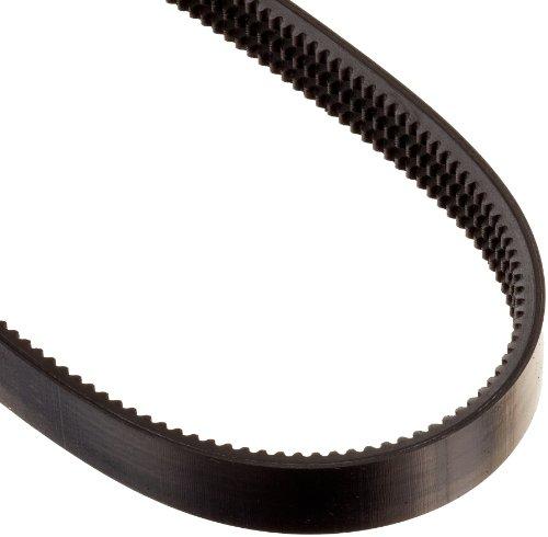 45 Width Overall - Gates 3/3VX450 Super HC Molded Notch Powerband Belt, 3VX Section, 1-1/8