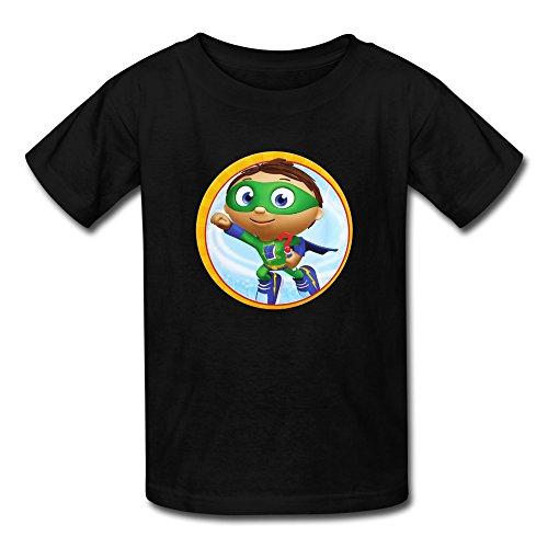 FEDNS Kids Super Why! Art T Shirt