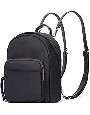 HaloVa Women's Backpack, Mini Shoulders Bag, Multifunction Daypack Satchel Crossbody Bag for Girls Lady