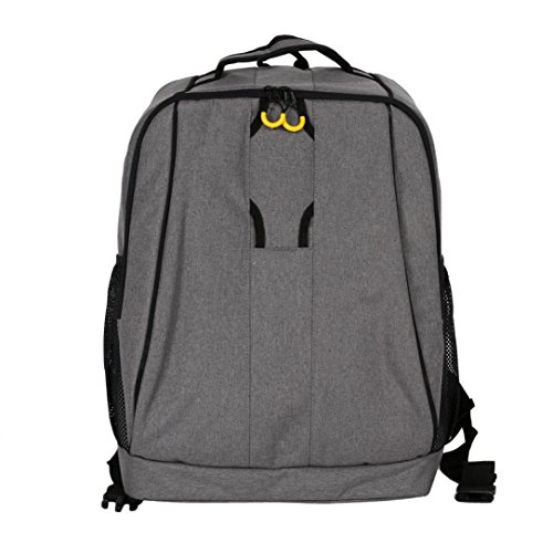 Price comparison product image AMA(TM) Outdoor Travel Backpack Rucksack for DJI Phantom 3 4 Professional (Gray)