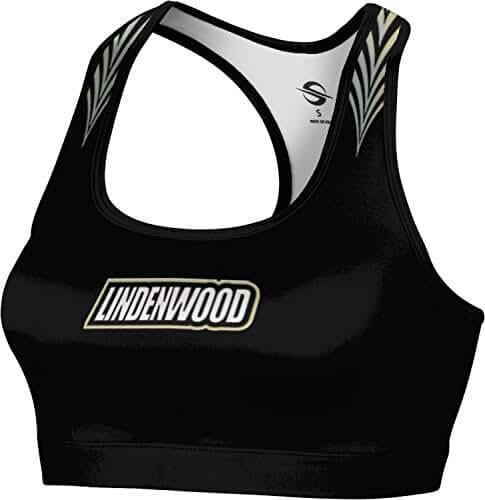 ProSphere Women's Lindenwood University Deco Sports Bra