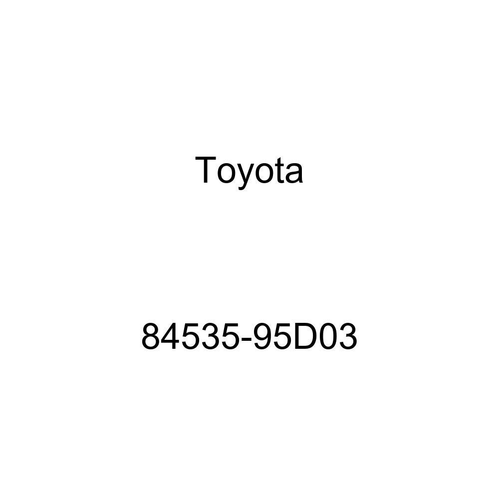 Toyota 84535-95D03 Door Lock Switch