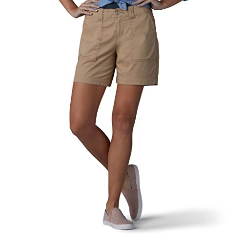 LEE Women\'s Straight Fit Kinsey Short