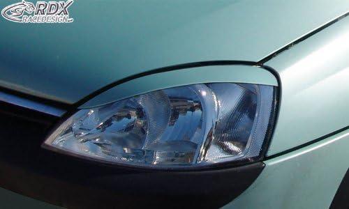 Rdx Racedesign Rdsb020 Scheinwerferblenden Corsa C 2000 2006 Abs Auto