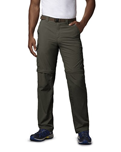 (Columbia Silver Ridge Convertible Pant, 32x30, Peatmoss)