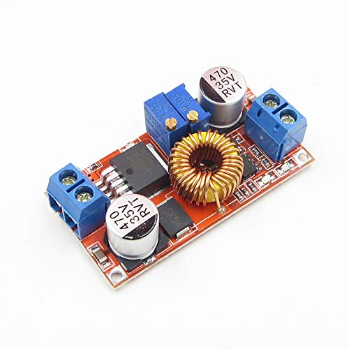 Amazon.com: Entrada 5 V-32 V Salida 0,8 V-30 V corriente constante voltaje 5A litio-ion batería carga LED unidad de potencia importaciones de módulo: Home ...