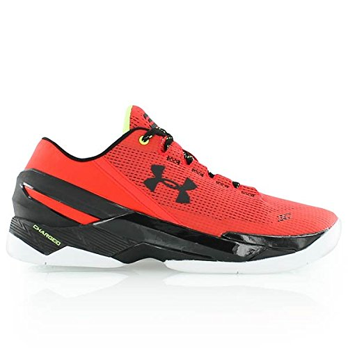Under armour Men's Curry 2, ENERGY BASIC-RED/BLACK