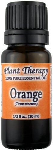 Huile Essentielle d'Orange. 10 ml. 100% Pure, non dilué, de grade thérapeutique.