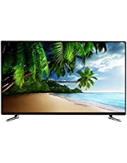 $443 » CYYAN 4K Ultra HD HDR TV, Ultra Narrow Border TV 32-inch LCD Smart TV Smart Android TV WiFi (Black)