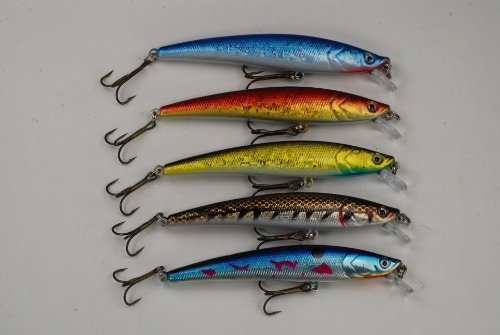 Lot of 5 Shallow Diving 4.3