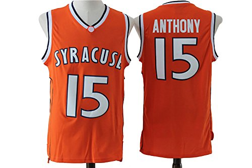 f5b129f9b85 ... Syracuse Orange Basketball Jerseys Amazon · Mens Carmelo Anthony 15 .