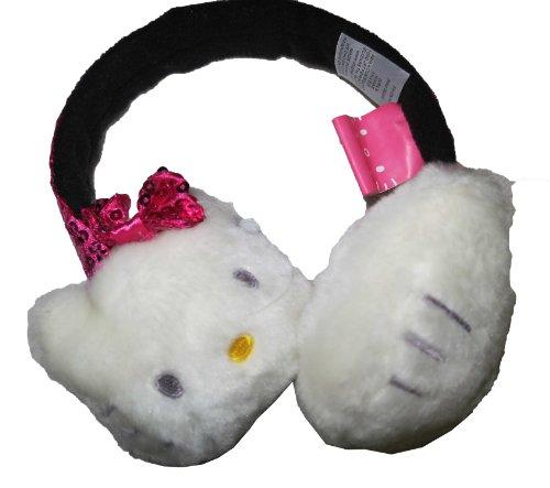 [Girls Hello Kitty Earmuff (4-14) [4011]] (Hello Kitty Ears)