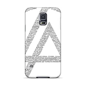 Scratch Protection Hard Phone Cover For Samsung Galaxy S5 (sBv14617bkjl) Customized Trendy Linkin Park Skin