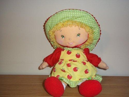 Strawberry Shortcake Talking Apple Dumplin Talking Doll]()