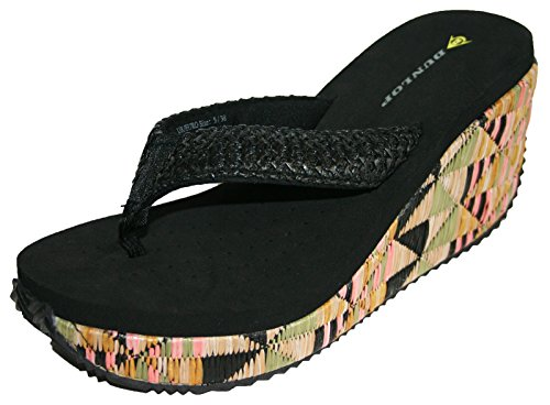 Dunlop DLP599 - Sandalias para mujer Multicolor