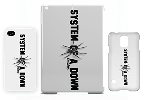 System of a Down Spiders iPhone 5 / 5S cellulaire cas coque de téléphone cas, couverture de téléphone portable