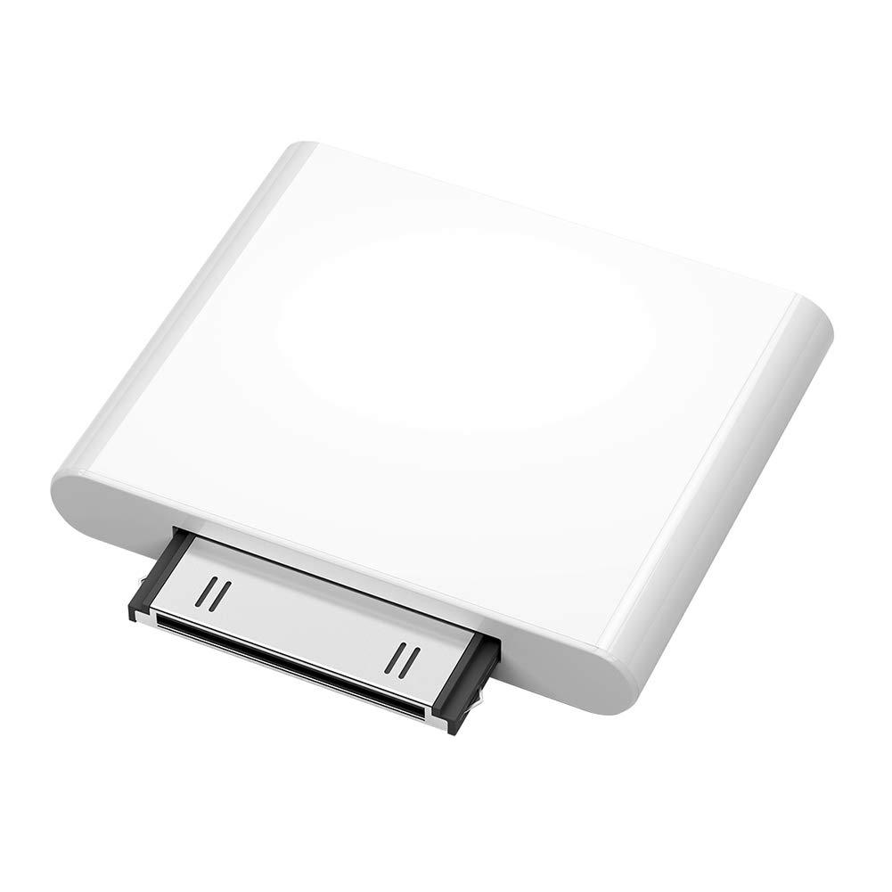 daffodilblob Wireless Bluetooth Transmitter HiFi Audio Dongle Adapter for iPhone iPod Nano Video Mini Classic/Touch Black