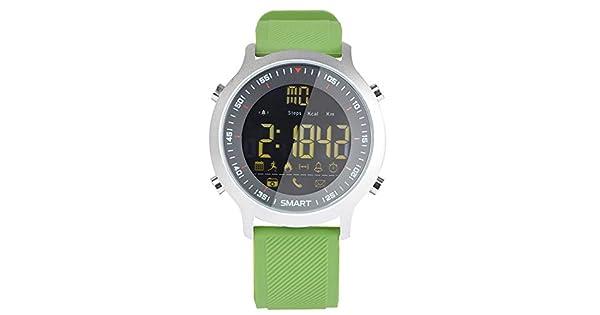 Amazon.com: Reloj inteligente XXH con Bluetooth y equipo ...
