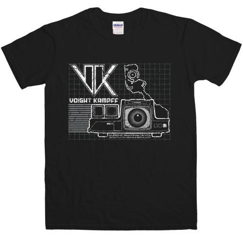8Ball Originals - Mens Voight Kampff T Shirt