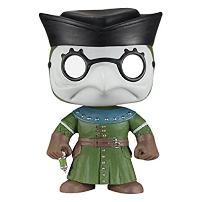 Funko POP Games Assassin's Creed Plague Doctor Action Figure: Toys & Games