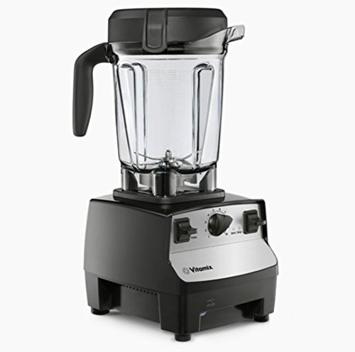 Profile Step - Vitamix 5300 Blender, Black